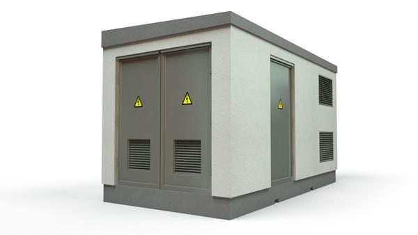 проект трансформаторная подстанция с трансформатором мощностью 1600 ква