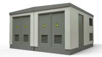 2БКТП - Двухтрансформаторные подстанции в бетонной оболочке